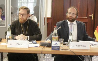 Представитель Отдела принял участие в XVIII российско-германском Форуме гражданских обществ «Петербургский диалог»
