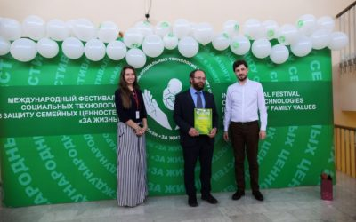 В.В. Кипшидзе выступил с приветственным словом на IX Международном фестивале социальных технологий в защиту семейных ценностей «За жизнь 2019»