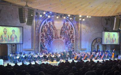 Протоиерей Димитрий Рощин принял участие в торжествах, посвященных 630-летию преставления Димитрия Донского