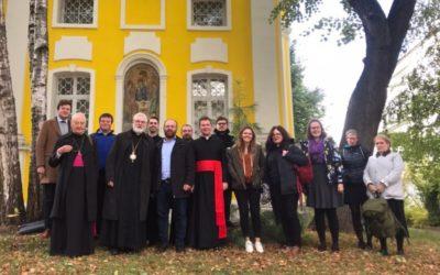Делегация Англиканской Церкви посетила Синодальный отдел по взаимоотношениям Церкви с обществом и СМИ