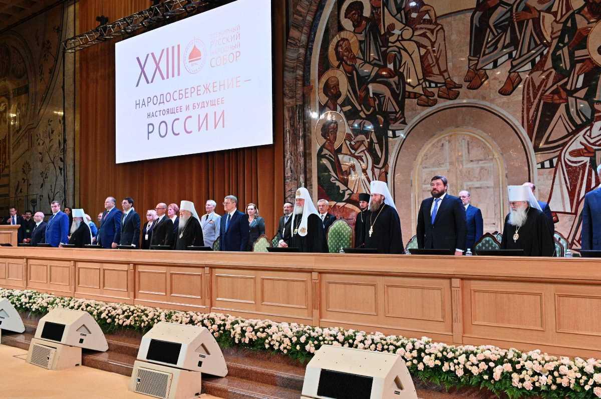 В.Р. Легойда: Церковь и государство призваны сообща работать над проблемой сбережения народа