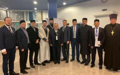 Представитель Отдела выступил в качестве эксперта Всероссийского форума национального единства в Ханты-Мансийске