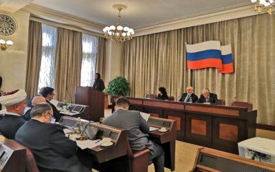 Представители Церкви приняли участие в заседании комиссий Совета по правам человека и Совета при Президенте РФ по взаимодействию с религиозными объединениями
