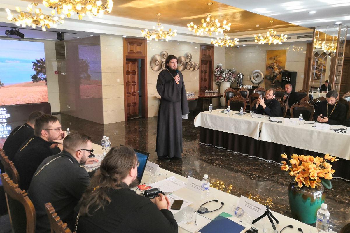 В Иркутске прошел российско-немецкий круглый стол «Христианское свидетельство в формате видеоблогинга: текущий статус и перспективы»