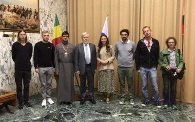 Делегация российских средств массовой информации посетила Эфиопию
