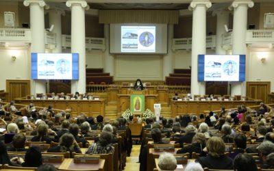 И.В. Мещан принял участие в Международной юбилейной встрече, посвященной 190-летию со дня рождения святого Иоанна Кронштадтского