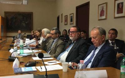 В.Р. Легойда принял участие в международной конференции «Христианские ценности в современном мире: перспективы, вызовы и угрозы»