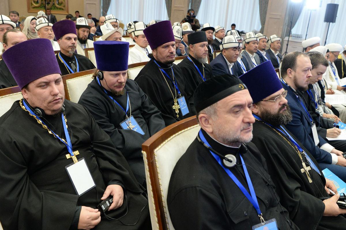 Представители Церкви приняли участие в международной конференции «Православие и ислам — религии мира» в Кыргызской Республике