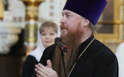 Протоиерей Димитрий Рощин открыл ежегодную акцию «Крылья ангела»