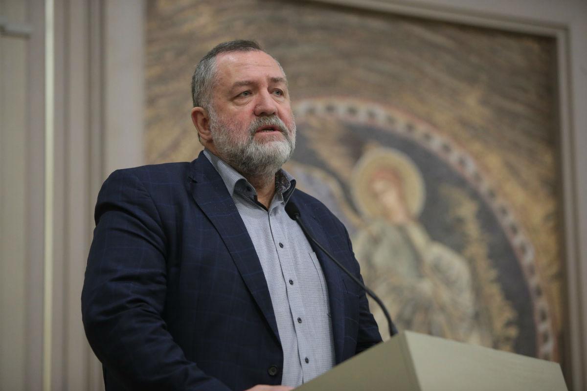 И.В. Мещан принял участие в собрании епархиальных ответственных за монастыри