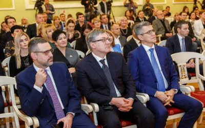 В.Р. Легойда принял участие в XIV церемонии вручения Премии Центрального федерального округа в области литературы и искусства