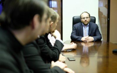 В.В. Кипшидзе встретился со студентами региональных семинарий