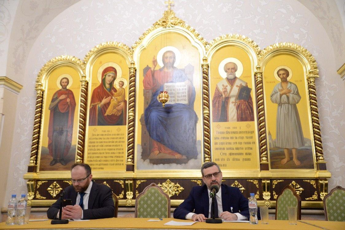 Председатель Отдела встретился с руководителями профильных епархиальных отделов