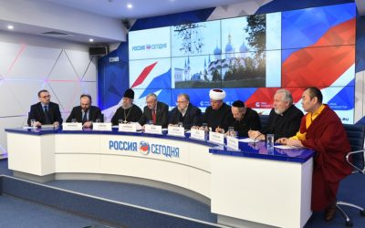 В.В. Кипшидзе принял участие в круглом столе в рамках «Всемирной недели гармоничных межконфессиональных отношений»