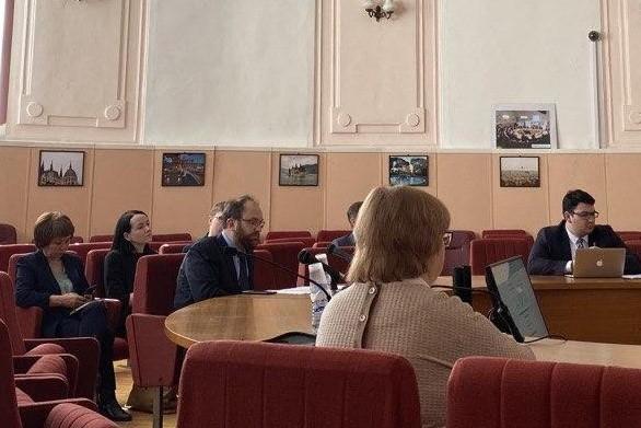 В.В. Кипшидзе принял участие в конференции в Институте Европы РАН