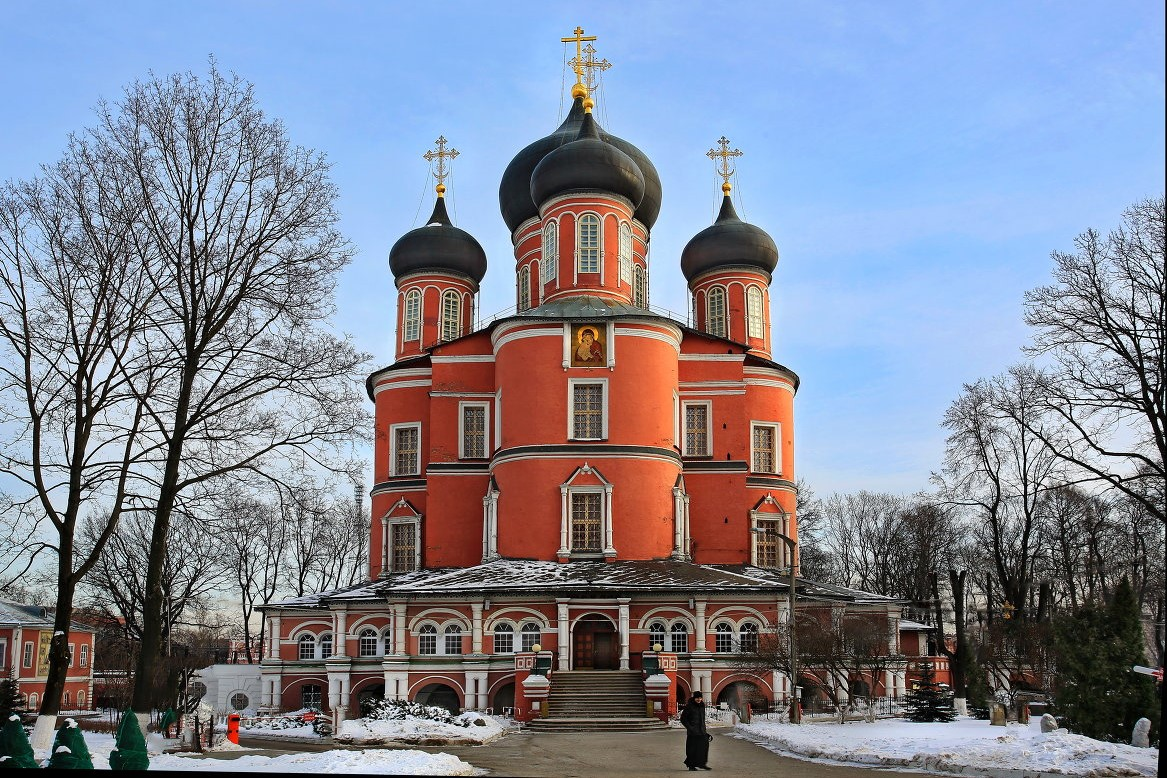 В Русской Православной Церкви начали тестирование насельников столичных монастырей на COVID-19
