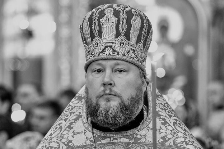 Соболезнование В.Р. Легойды в связи с кончиной протоиерея Александра Агейкина