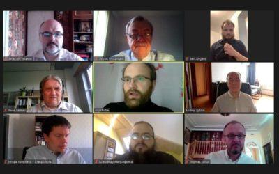 Состоялась онлайн-конференция на тему «Христианское свидетельство в условиях пандемии коронавируса: опыт и перспективы»