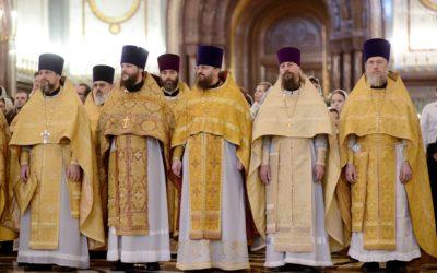 В.Р. Легойда: Требование к кандидатам в священнослужители за последние годы стали существенно строже