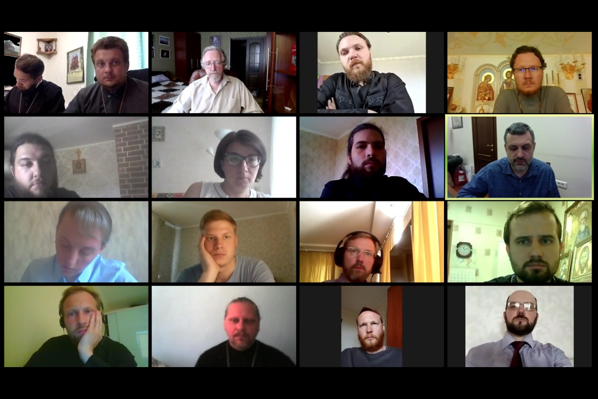 Состоялось онлайн-совещание с представителями епархий Приволжского федерального округа