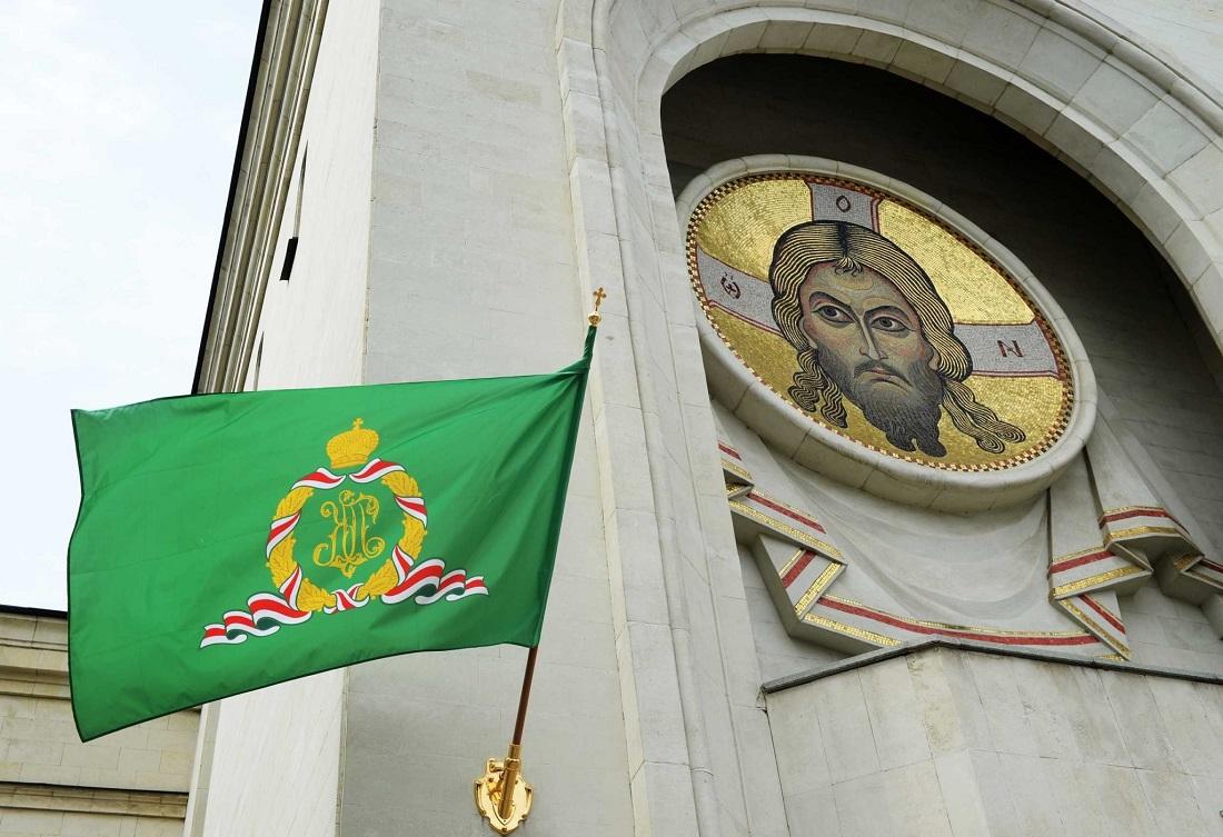 Состоялось заседание Священного Синода Русской Православной Церкви