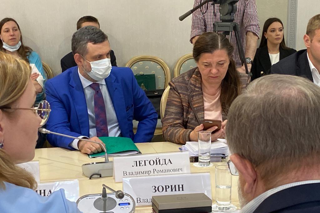 В.Р. Легойда принял участие в заседании Комиссии Общественной Палаты Российской Федерации по гармонизации межнациональных и межрелигиозных отношений