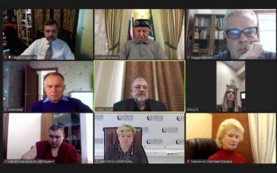 В.Р. Легойда принял участие в заседании Комиссии Общественной палаты РФ по гармонизации межнациональных и межрелигиозных отношений