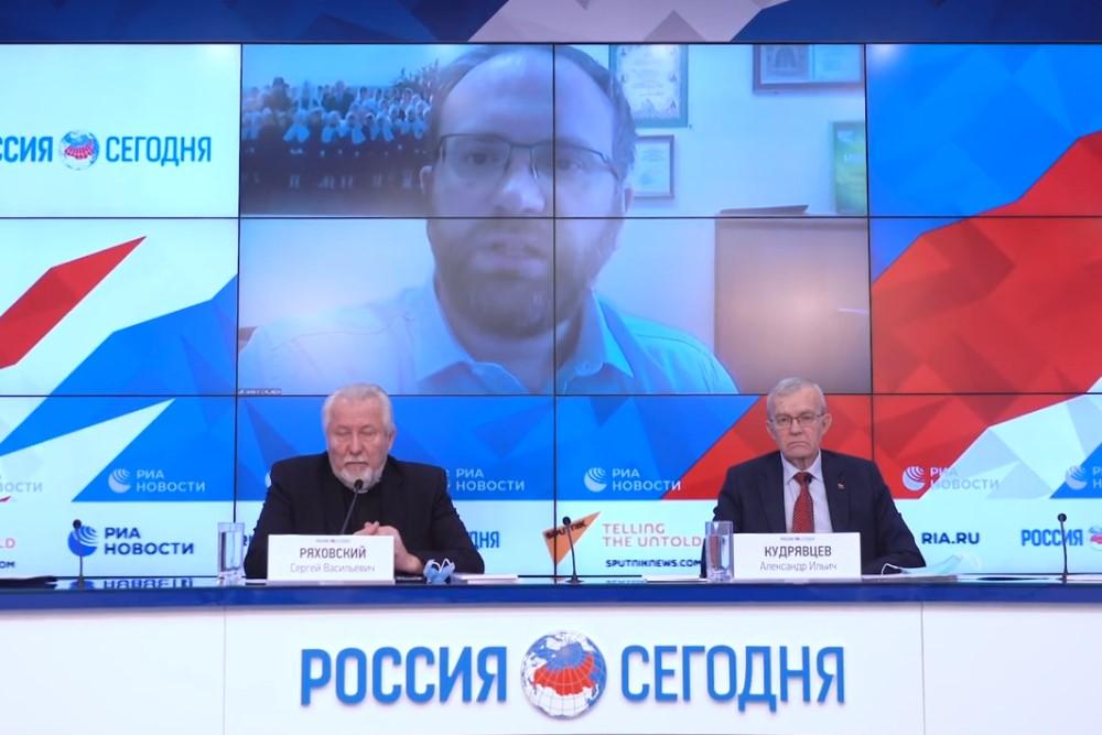 В.В. Кипшидзе принял участие в презентации доклада Российской ассоциации защиты религиозной свободы