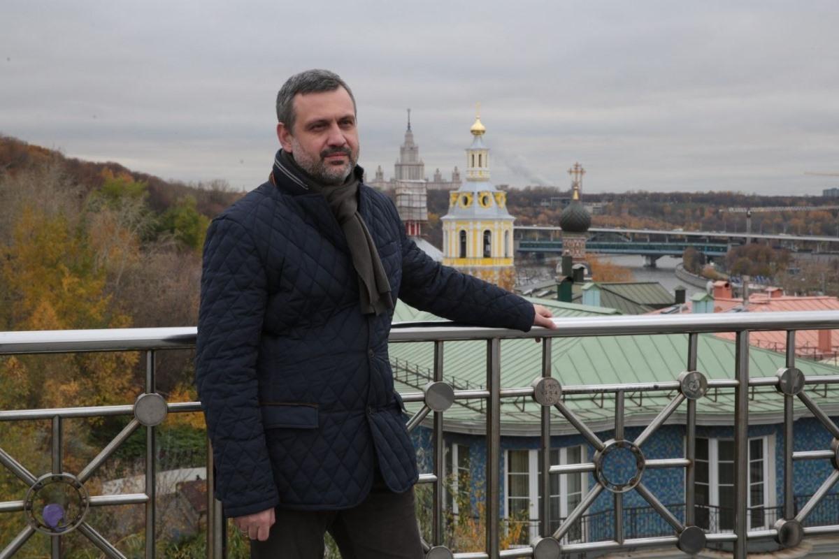 Интервью В.Р. Легойды телеграмм-каналу «Быть»