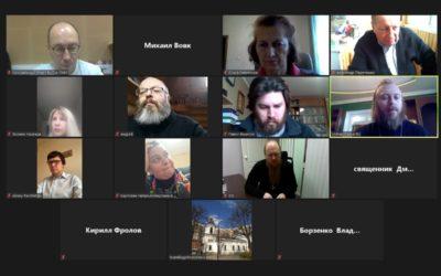 Протоиерей Димитрий Рощин провел совещание руководителей православных общественных организаций