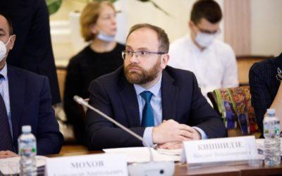 В.В. Кипшидзе принял участие в слушаниях на тему: «Изменения в законодательстве в противодействие рынку репродуктивного туризма»