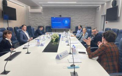 В.Р. Легойда принял участие в первой встрече «Клуба друзей» Академии Минпросвещения России
