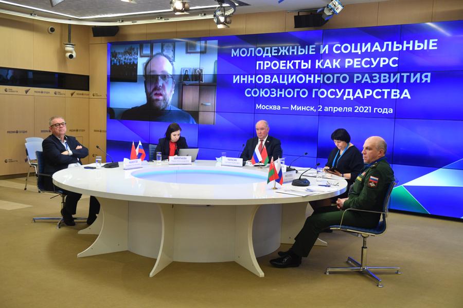 В.В. Кипшидзе принял участие мероприятии, посвященном Дню единения народов России и Белоруссии