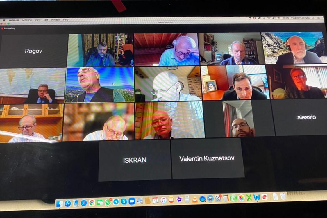 Представители Синодального отдела по взаимоотношениям Церкви с обществом и СМИ приняли участие в конференции ИСКРАН-Global Priorities