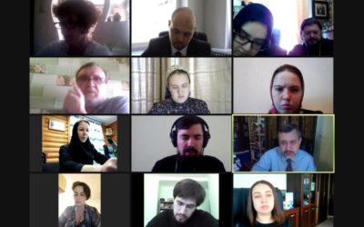 В.Р. Легойда провел онлайн-совещание с представителями епархий Дальневосточного федерального округа