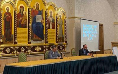 Встреча В.Р. Легойды с руководителями профильных епархиальных отделов прошла в Храме Христа Спасителя