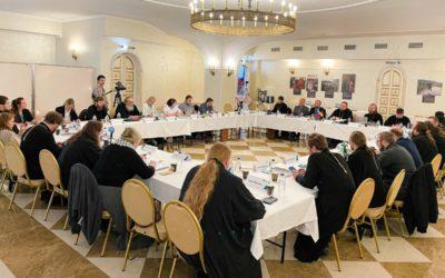 В Пятигорске прошел международный круглый стол «Вопросы биоэтики: христианский ответ»
