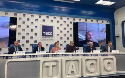 В.В. Кипшидзе принял участие в пресс-конференции, посвященной 800-летию великого князя Александра Невского