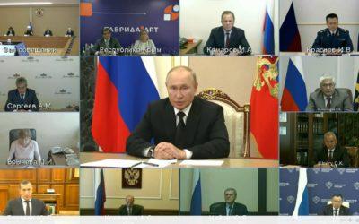 В.Р. Легойда принял участие в заседании Российского оргкомитета «Победа»