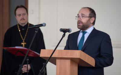 В.В. Кипшидзе принял участие в презентации журнала «Ортодоксия. Вестник Сочинской епархии»