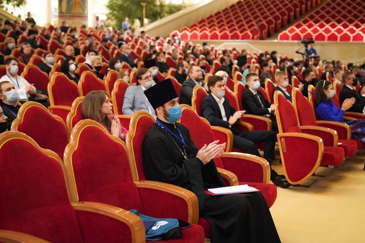 Завершил свою работу IX Международный фестиваль «Вера и слово»