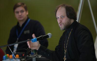 Священник Игорь Палкин провел на фестивале «Вера и слово» мастер-класс по фотографии
